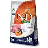 N&D grain free pumpkin dog adult M/L lamb & blueberry 12 kg - Granuly pre psov