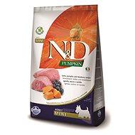 N&D grain free pumpkin dog adult mini lamb & blueberry 7 kg - Granuly pre psov