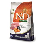 N&D grain free pumpkin dog puppy M/L lamb & blueberry 2,5 kg