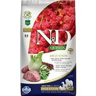 N&D grain free quinoa dog digestion lamb & fennel 7 kg - Granuly pre psov