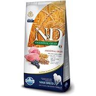 N&D low grain DOG Adult M/L Lamb & Blueberry 12 kg - Granuly pre psov
