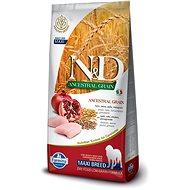 N&D low grain DOG Adult Mini Lamb & Blueberry 7 kg - Granuly pre psov