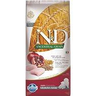 N&D low grain DOG Puppy Chicken & Pomegranate 12 kg - Granuly pre šteniatka