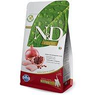 N&D PRIME CAT KITTEN Chicken & Pomegranate 1,5 kg - Granuly pre mačiatka