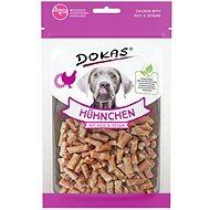 Dokas – Kuracie mini kúsky pre psov 70 g - Maškrty pre psov