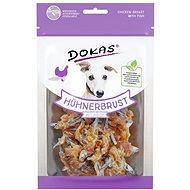 Dokas – Rybičky obalené kuracím mäsom 70 g - Maškrty pre psov