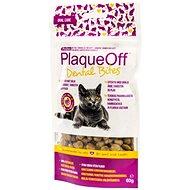 ProDen PlaqueOff Dental Bites Cat 60g - Maškrty pre mačky