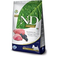 N&D PRIME DOG Adult Mini Lamb & Blueberry 2,5 kg - Granuly pre psov