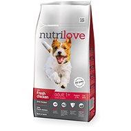 Nutrilove ADULT S fresh chicken 8 kg