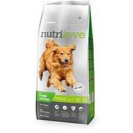 Nutrilove MATURE 7+ fresh chicken 12 kg