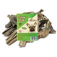 NATURECA pochúťka Hovädzie držky sušené 15 cm 500 g - Pamlsky pre psov