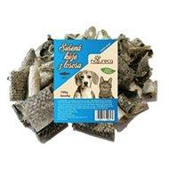 NATURECA pochúťka Losos koža sušená kúsky 100 g - Pamlsky pre psov