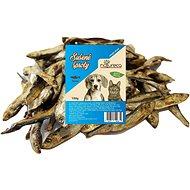 NATURECA pochúťka šproty sušené 6 – 8 cm 150 g - Sušené mäso pre psov