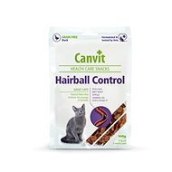 Canvit Snacks CAT Hairball Control 100 g - Maškrty pre mačky