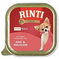 Vaňa pre psov FINNERN vanička Rinti Gold Mini hovädzie + perlička 100 g