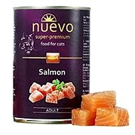 Nuevo, mačka adult losos - Konzerva, 400 g - Konzerva pre mačky