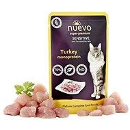 Nuevo mačka kapsa sensitive morka monoproteín 85 g - Kapsička pre mačky