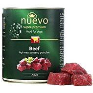 Konzerva pre psov Nuevo pes adult hovädzia konzerva 800 g