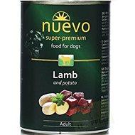 Nuevo pes adult jahňacie – classic konzerva 800 g - Konzerva pre psov