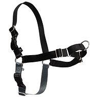 Postroj EasyWalk, čierny M - Postroj pre psa