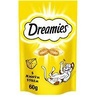 DREAMIES pochúťky syrové 60 g - Maškrty pre mačky