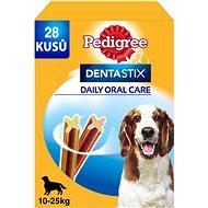 Pedigree DentaStix medium 28 ks - Maškrty pre psov