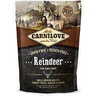 Carnilove reindeer for adult 1,5kg - Granuly pre psov