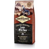 Carnilove lamb & wild boar for adult 12kg - Granuly pre psov