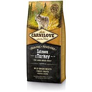 Carnilove salmon & turkey for large breed adult 12kg - Granuly pre psov