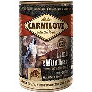 Carnilove wild meat lamb & wild boar 400 g - Konzerva pre psov