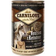 Carnilove wild meat venison & reindeer 400 g - Konzerva pre psov