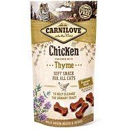 Carnilove cat semi moist snack chicken enriched with thyme 50 g - Maškrty pre mačky