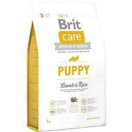 Brit Care puppy lamb & rice 3kg - Granuly pre šteniatka