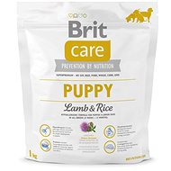 Brit Care puppy lamb & rice 1kg - Granuly pre šteniatka