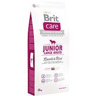 Brit Care junior large breed lamb & rice 12kg - Granuly pre šteniatka