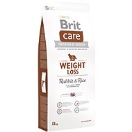 Brit Care weight loss rabbit & rice 12kg - Granuly pre psov