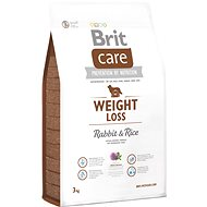 Brit Care weight loss rabbit & rice 3kg - Granuly pre psov