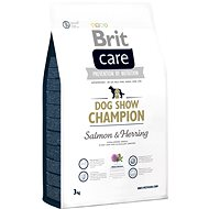 Brit Care dog show champion 3kg - Granuly pre psov