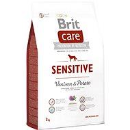 Brit Care grain-free sensitive 3kg - Granuly pre psov