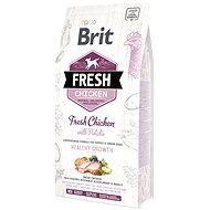 Brit Fresh chicken with potato puppy healthy growth 2,5 kg