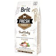 Brit Fresh turkey with pea Light Fit & Slim 2,5 kg - Granuly pre psov