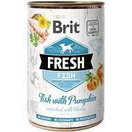 Brit Fresh Fish with pumpkin 400 g - Konzerva pre psov
