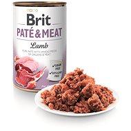 Brit Paté & Meat Lamb 400 g - Konzerva pre psov
