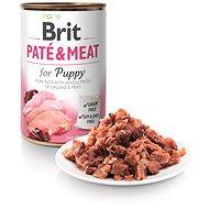 Brit Paté & Meat Puppy 400 g - Konzerva pre psov