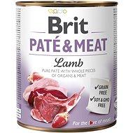Brit Paté & Meat Lamb 800 g - Konzerva pre psov