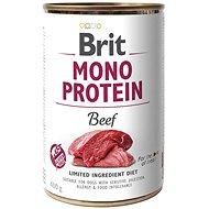 Brit Mono Protein beef 400 g - Konzerva pre psov