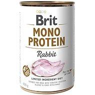 Brit Mono Protein rabbit 400 g - Konzerva pre psov