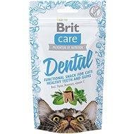 Brit Care Cat Snack Dental 50 g - Maškrty pre mačky