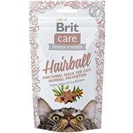 Brit Care Cat Snack Hairball 50 g - Maškrty pre mačky