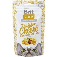 Brit Care Cat Snack Truffles Cheese 50 g - Maškrty pre mačky